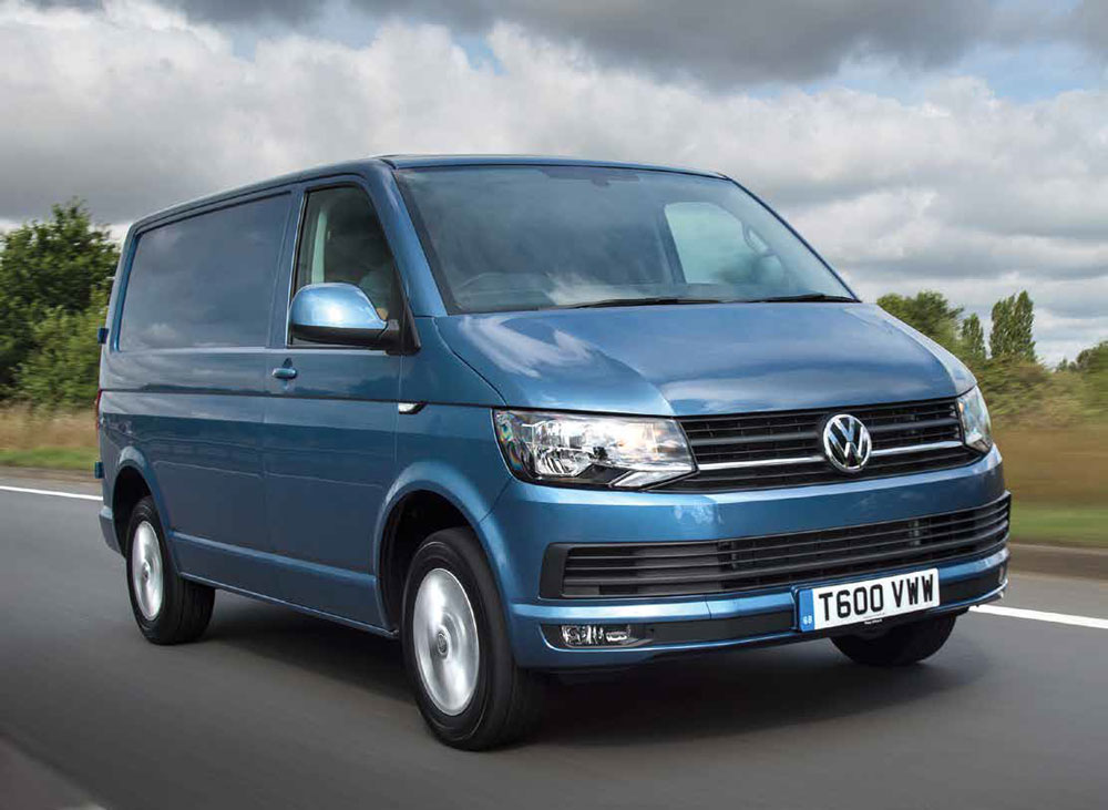 VW T6: can vans get any better than this? - Trade Van Driver
