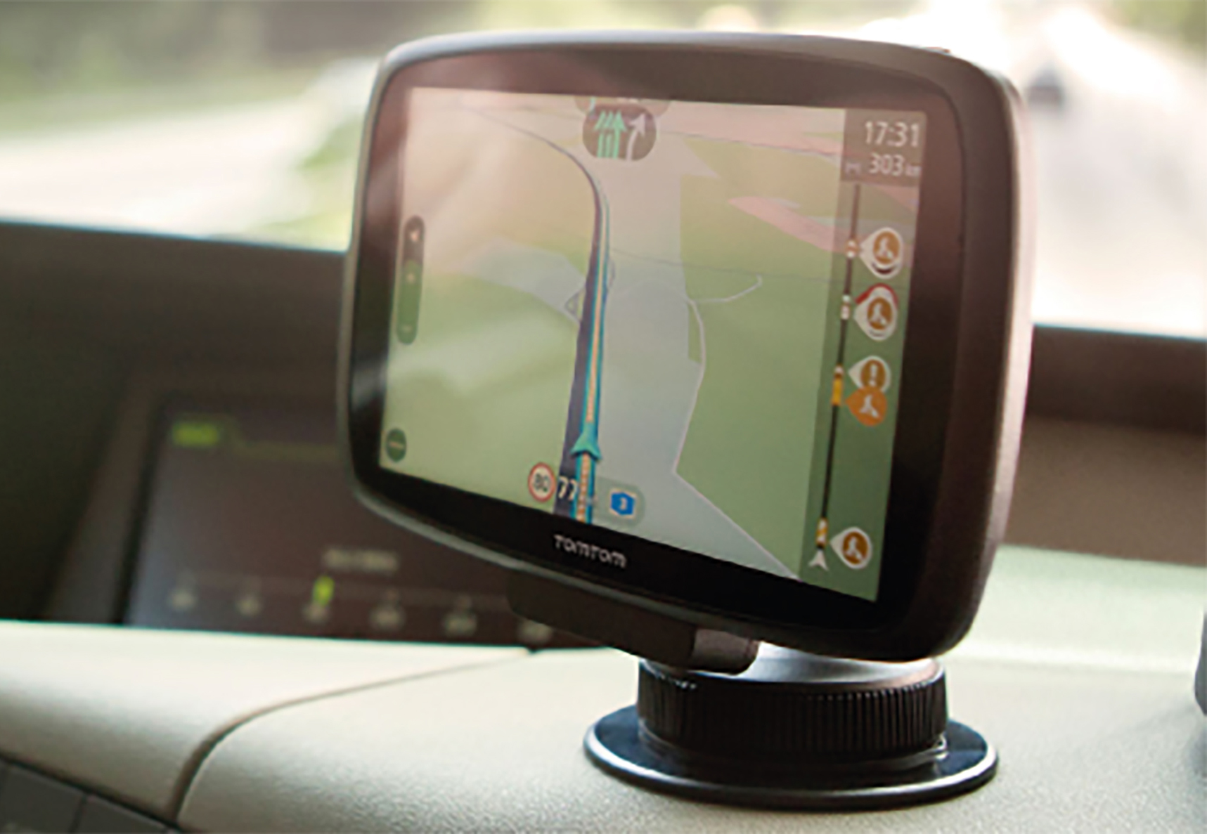 TomTom Launch GO PROFESSIONAL with Kuda Automotive