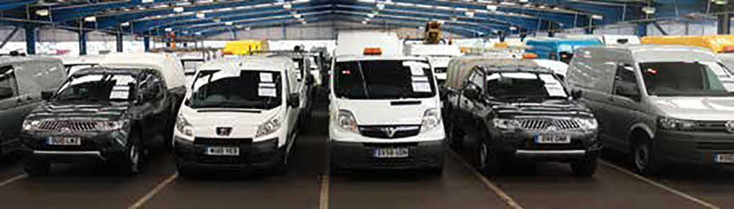 Van traffic outstrips the growth of other sectors