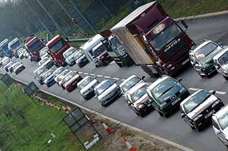 UK road network 'terminal decline'