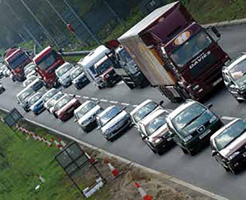 uk road network is in terminal decline