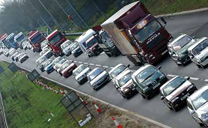 UK road network 'terminal decline'