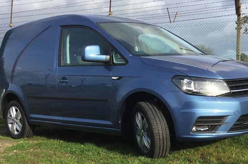 Volkswagen Caddy Highline 1.4TSi 125