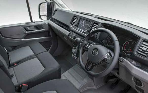 VW Cab