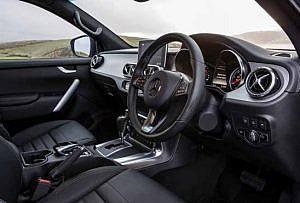 Merc Benz X Class X250D 1
