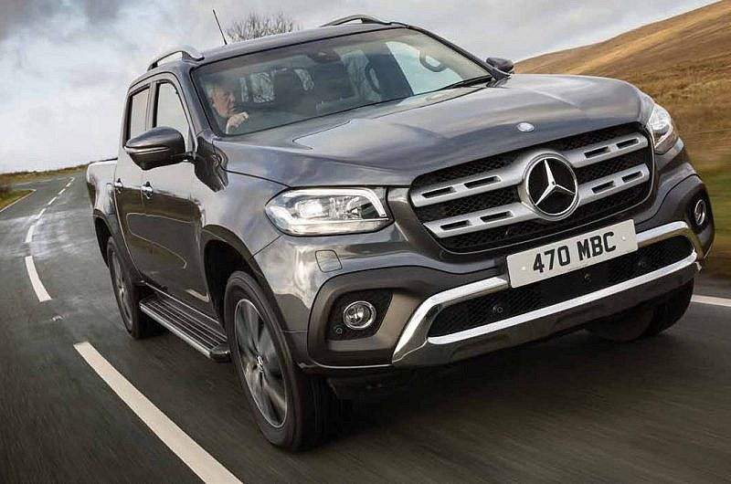 Mercedes-Benz X-class X250D 4matic power