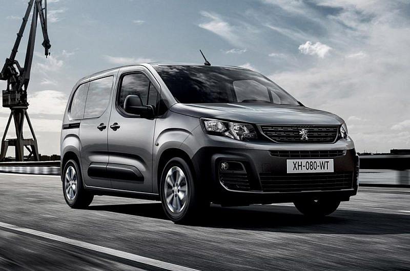 Citroën Berlingo, Peugeot Partner, Vauxhall Combo