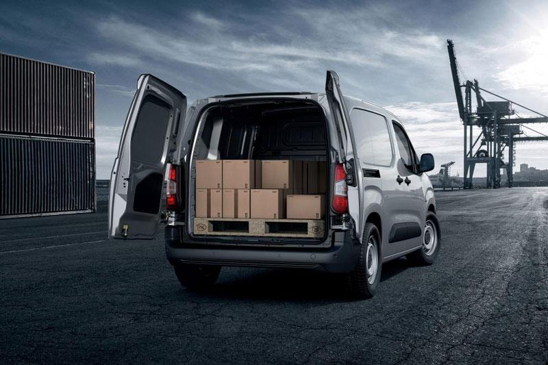 Peugeot Interior Back