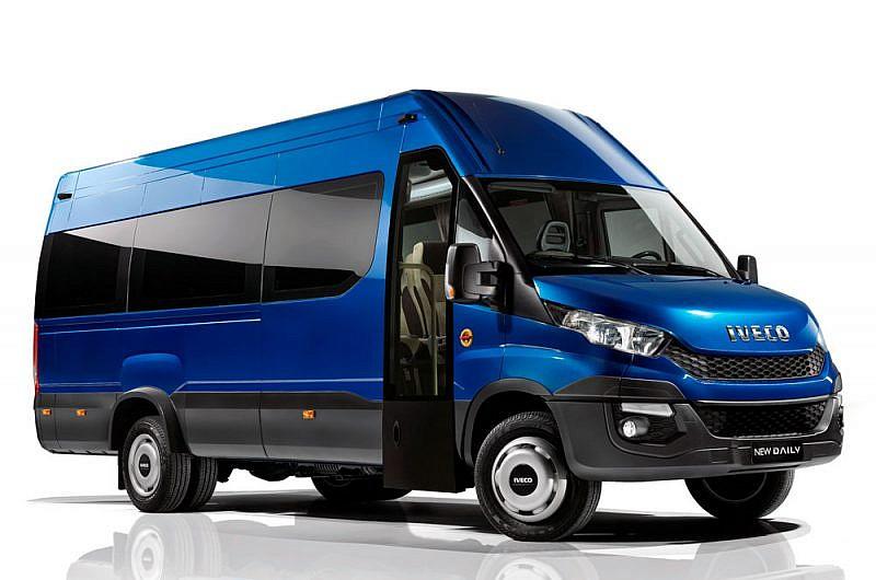 New weight limits will make alt fuel vans more attractive