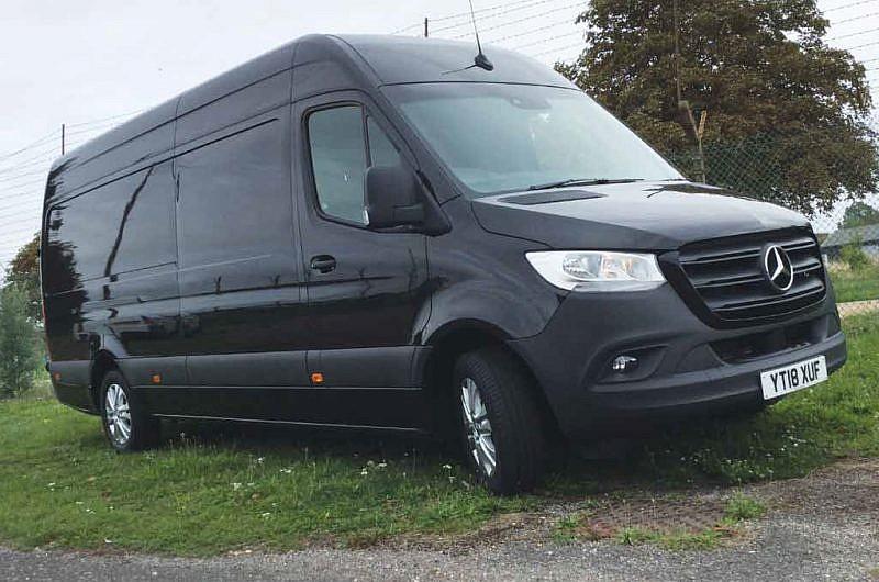 Reviews - Trade Van Driver