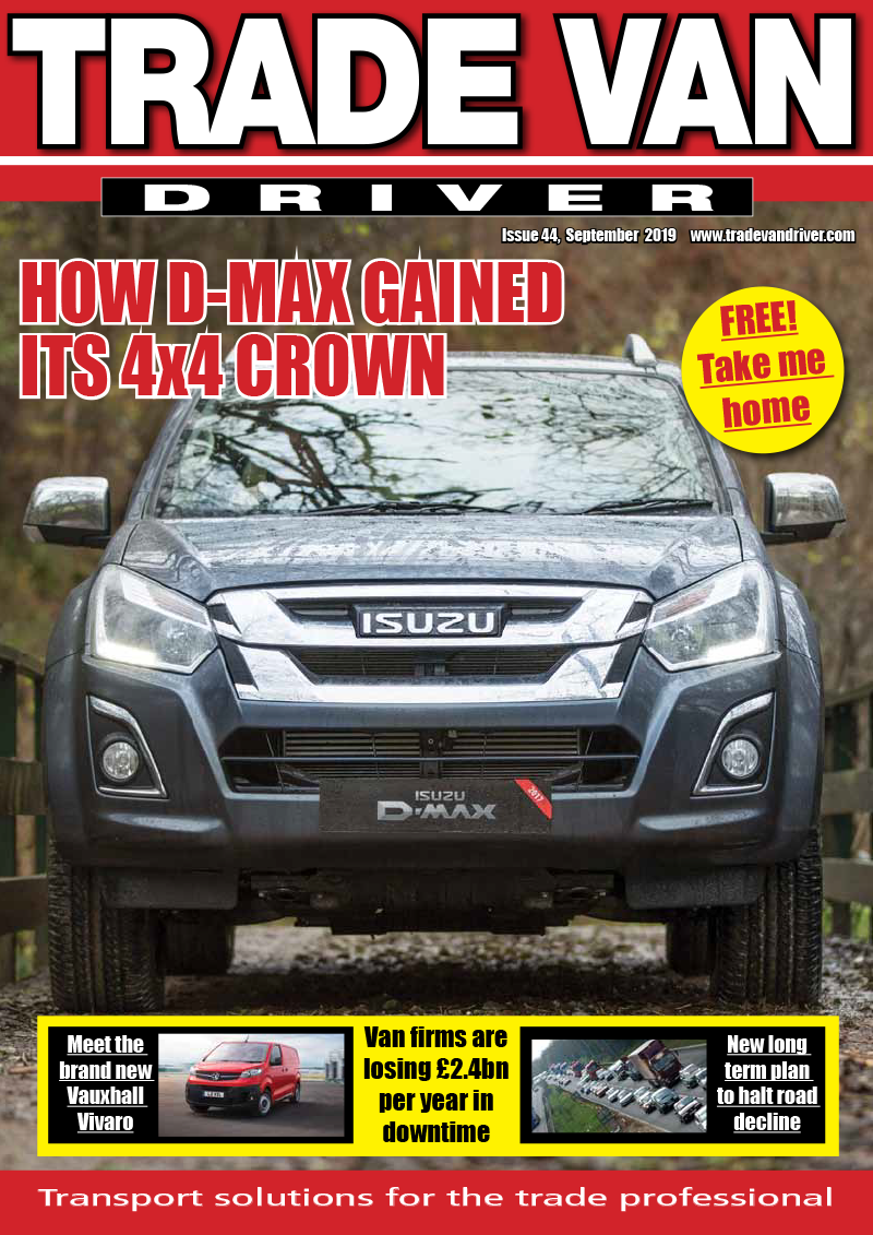 Trade Van Driver September 2019 Issue 1